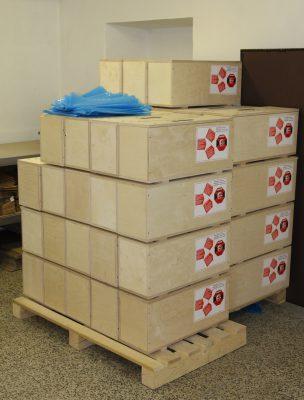 Boxes for Zen clocks
